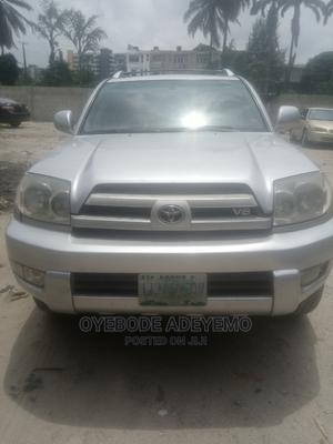 Toyota 4-Runner 2004 Limited 4x4 Silver | Cars for sale in Lagos State, Ikoyi