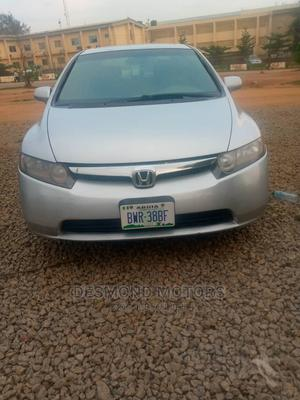 Honda Civic 2007 Silver | Cars for sale in Abuja (FCT) State, Apo District