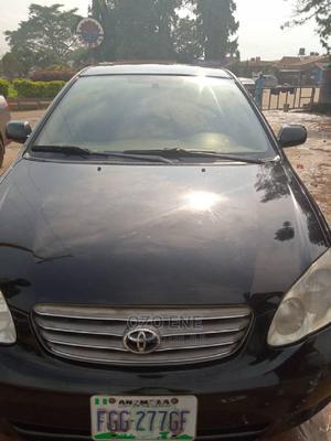 Toyota Corolla 2004 LE Black | Cars for sale in Anambra State, Awka