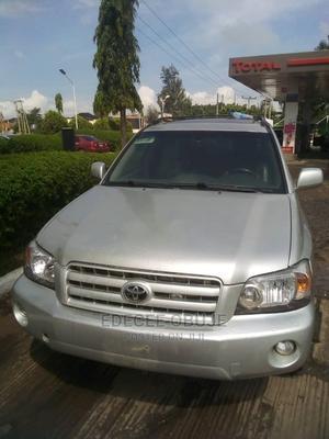 Toyota Highlander 2005 V6 Gray   Cars for sale in Abuja (FCT) State, Garki 2