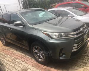 Toyota Highlander 2015 Gray   Cars for sale in Lagos State, Ikeja