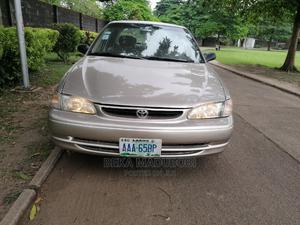 Toyota Corolla 1998 Sedan Gold | Cars for sale in Lagos State, Yaba