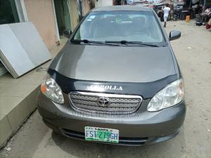 Toyota Corolla 2004 Sedan Automatic Gray | Cars for sale in Lagos State, Ajah