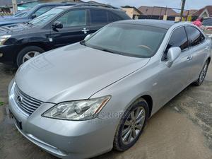 Lexus ES 2010 350 Silver | Cars for sale in Akwa Ibom State, Uyo
