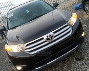 Toyota Highlander 2012 Limited Black | Cars for sale in Lagos State, Ejigbo