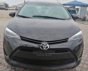 Toyota Corolla 2018 Black | Cars for sale in Lagos State, Ajah