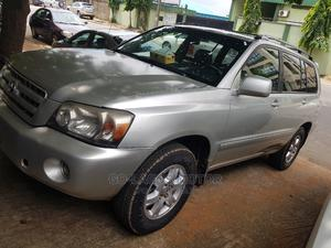 Toyota Highlander 2004 Silver   Cars for sale in Lagos State, Ikeja