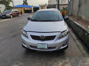 Toyota Corolla 2010 Silver | Cars for sale in Lagos State, Maryland