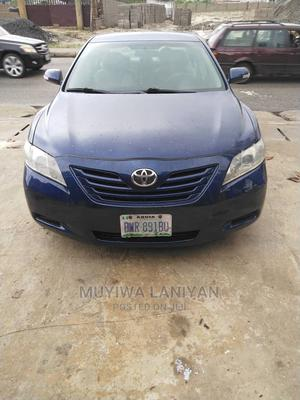 Toyota Camry 2008 2.4 LE Blue | Cars for sale in Rivers State, Port-Harcourt