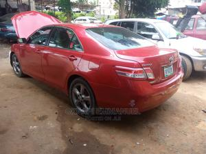 Toyota Camry 2010 Red | Cars for sale in Rivers State, Obio-Akpor