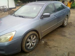 Honda Accord 2006 2.0 Comfort Gray | Cars for sale in Niger State, Suleja