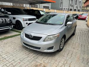 Toyota Corolla 2009 Silver | Cars for sale in Lagos State, Ogba