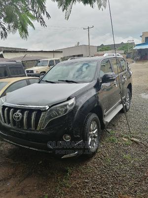 Toyota Land Cruiser Prado 2017 2.7 Black | Cars for sale in Abuja (FCT) State, Apo District