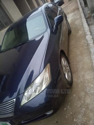Lexus ES 2008 350 Blue | Cars for sale in Oyo State, Oluyole