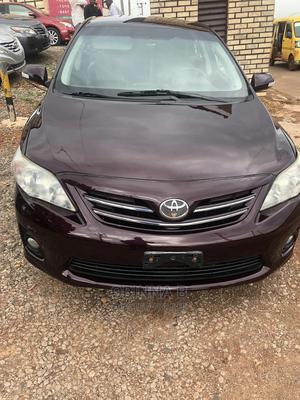 Toyota Corolla 2012 Brown | Cars for sale in Enugu State, Enugu