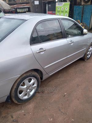 Toyota Corolla 2004 Sedan Automatic Silver | Cars for sale in Anambra State, Onitsha