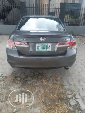 Honda Accord 2008 Coupe 2.4 EX-L Gray   Cars for sale in Lagos State, Ikeja