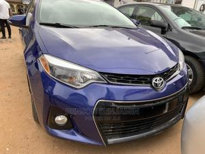 Toyota Corolla 2016 Blue | Cars for sale in Lagos State, Abule Egba
