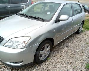 Toyota Corolla 2004 1.4 Silver | Cars for sale in Abuja (FCT) State, Kubwa