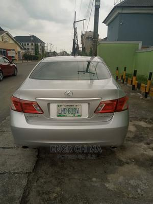 Lexus ES 2008 350 Pearl | Cars for sale in Rivers State, Port-Harcourt