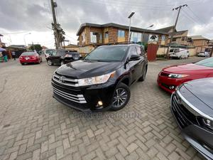 Toyota Highlander 2019 XLE Black   Cars for sale in Lagos State, Ikotun/Igando