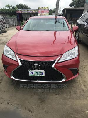 Lexus ES 2008 350 Red | Cars for sale in Delta State, Warri