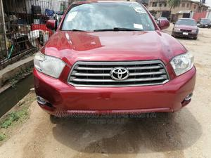 Toyota Highlander 2011 Red   Cars for sale in Lagos State, Ikeja