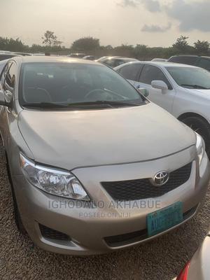 Toyota Corolla 2010 Gold | Cars for sale in Edo State, Benin City