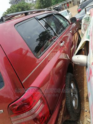 Toyota Highlander 2003 V6 AWD Red   Cars for sale in Lagos State, Ikeja