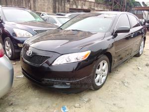 Toyota Camry 2007 Black | Cars for sale in Lagos State, Amuwo-Odofin