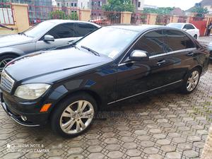 Mercedes-Benz C300 2008 Black   Cars for sale in Abuja (FCT) State, Apo District