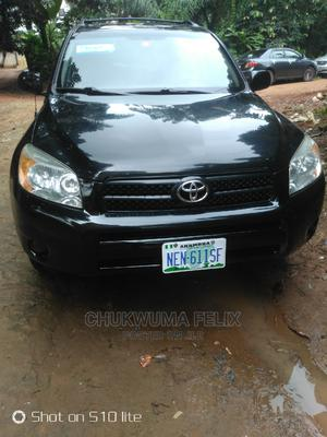 Toyota RAV4 2008 Limited V6 Black | Cars for sale in Anambra State, Nnewi