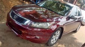 Honda Accord 2008 2.0 Comfort Red | Cars for sale in Lagos State, Ikeja
