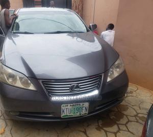 Lexus ES 2008 350 Gray | Cars for sale in Lagos State, Ipaja