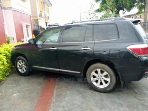 Toyota Highlander 2012 Limited Black | Cars for sale in Lagos State, Ogba