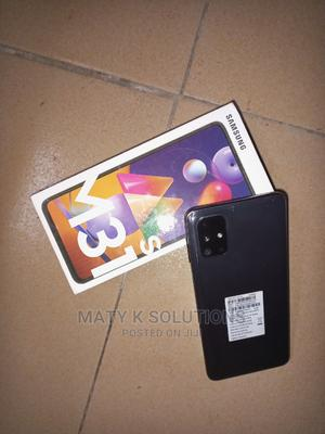 New Samsung Galaxy M31s 128 GB Black | Mobile Phones for sale in Lagos State, Abule Egba