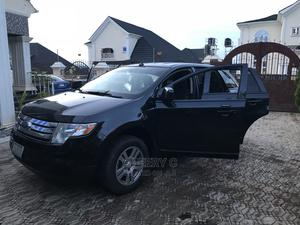 Ford Edge 2008 Black | Cars for sale in Abuja (FCT) State, Lugbe District