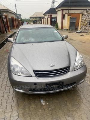 Lexus ES 2004 330 Sedan Gray | Cars for sale in Lagos State, Surulere