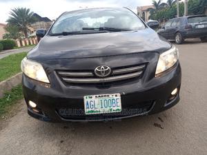Toyota Corolla 2008 1.8 LE Black | Cars for sale in Abuja (FCT) State, Gwarinpa