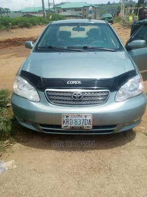 Toyota Corolla 2004 Gold | Cars for sale in Abuja (FCT) State, Katampe