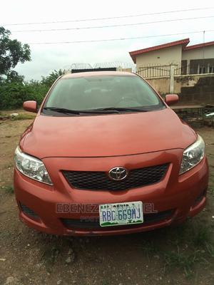 Toyota Corolla 2011 Red | Cars for sale in Ondo State, Owo