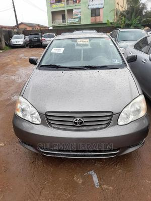 Toyota Corolla 2004 Gray | Cars for sale in Lagos State, Alimosho