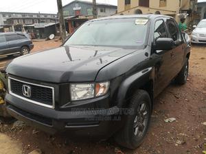 Honda Ridgeline 2007 Black   Cars for sale in Lagos State, Ikorodu