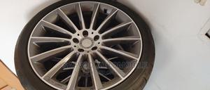 4units 20inches Alloy Wheels AMG Rims With Tyres for Sales | Vehicle Parts & Accessories for sale in Lagos State, Lekki