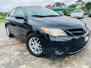 Toyota Corolla 2012 Black | Cars for sale in Abuja (FCT) State, Mabushi