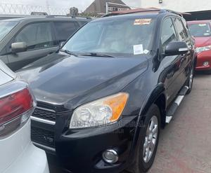 Toyota RAV4 2010 3.5 Limited 4x4 Black | Cars for sale in Lagos State, Amuwo-Odofin