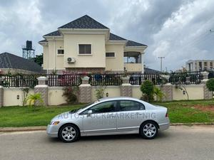 Honda Civic 2008 Silver | Cars for sale in Abuja (FCT) State, Central Business District