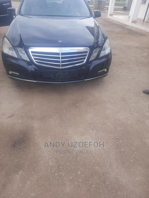 Mercedes-Benz E350 2009 Black   Cars for sale in Abuja (FCT) State, Apo District