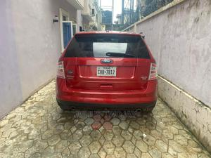 Ford Edge 2010 Red   Cars for sale in Lagos State, Ogba