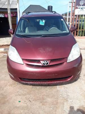 Toyota Sienna 2007 Red | Cars for sale in Lagos State, Alimosho